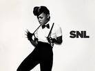 """Janelle Monáe Performs """"Dance Apocalyptic"""" On SNL"""