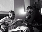 Lil Boosie & Big K.R.I.T. Spotted In Studio Together