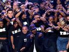 "Kendrick Lamar Covers ""California Love"" At iHeart Music Awards"
