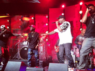 "G-Unit Perform ""Watch Me"" On Chelsea Lately Finale"