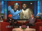 "Andre 3000 Talks About Touring & Stylish Jumpsuits On ""Ellen"""