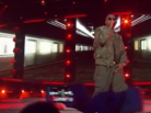 Christina Aguilera Brings Out Nas During NBA All-Star Intro