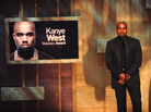 Kanye West Accepts Visionary Award At BET Honors 2015