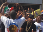 "Cops Shut Down YG & Nipsey Hussle's ""F*ck Donald Trump"" Video Shoot"