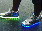 The New Starbury Sneakers Light Up To The Beat Of Your Music