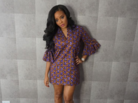 Angela Simmons Pregnant With First Child