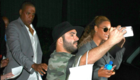 Watch Jay Z Grab Aggressive Beyonce Fan Mid-Selfie