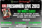 "XXL & Monster Energy Announce The ""XXL Freshmen Live 2013"" Tour"