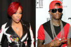 Soulja Boy And K. Michelle Beef On Twitter