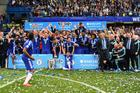 """Chelsea Celebrate Premier League Title By Singing O.T. Genasis' """"CoCo"""""""