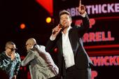 """Robin Thicke Talks """"Getting All The Credit"""" For Pharrell's """"Greatness,"""" Working With Kendrick Lamar"""