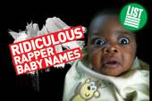 Ridiculous Rapper Baby Names