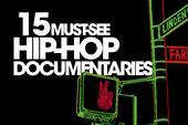 15 Must-See Hip-Hop Documentaries