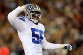 Cowboys' Rolando McClain Has Reportedly Gained 40 Lbs. From Drinking So Much Lean