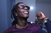 """Young Thug Is Changing His Name To """"No, My Name Is Jeffery,"""" Says Lyor Cohen"""