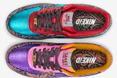 """Detailed Look At The Limited Edition """"Craig Sager"""" Nike Air Force 1s"""