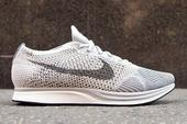 """The """"Pure Platinum"""" Nike Flyknit Racer Will Be Available Again This Week"""