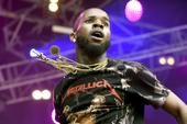 Tory Lanez Crowd Surfs With Fan In A Wheelchair
