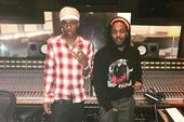 Rich The Kid Gets In The Studio With Kendrick Lamar