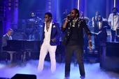 "2 Chainz & Gucci Mane Perform ""Good Drank"" On Jimmy Fallon"