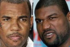Game And Rampage Jackson Beef Over New 'A-Team' Role