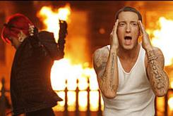 "Eminem Fell For Rihanna Making ""Love The Way You Lie"""
