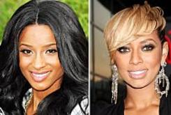 Ciara and Keri Hilson NOT Involved in Backstage Fight