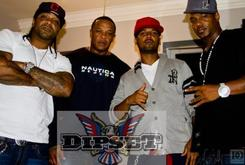 Dipset In Studio With Dr. Dre