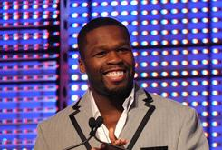 50 Cent Scores $200 Million Fund for His Film Company