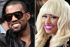 Nicki Minaj Outshines Kanye West in Album Sales