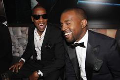 Jay-Z & Kanye Takeover NY Hotel For Recording 'Watch The Throne'