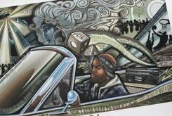 Ice Cube launches Charity Art Series with Rare Ink