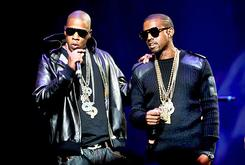 "Teasers of Backstage on ""Watch The Throne"" Tour"