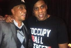 "Jay-Z's ""Rocawear"" To Release ""Occupy All Streets"" T-Shirts"
