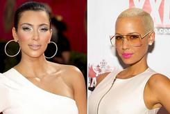 Amber Rose Blames Kim K For Kanye West Break-Up