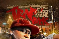"Gucci Mane's ""Trap Back"" Mixtape Artwork Revealed"