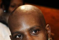 DMX Gets Food Poisoning From Bad Seafood