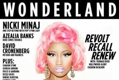 Nicki Minaj Covers Wonderland Magazine