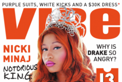 Nicki Minaj Covers VIBE & Interview Excerpts