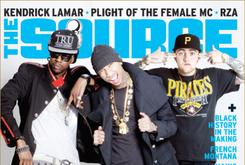 2 Chainz, Tyga & Mac Miller Cover The Source