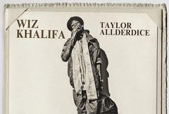 "Artwork Revealed For Wiz Khalifa ""Taylor Allderdice"""