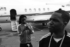 """BTS Photos: Videoshoot For Curren$y & Wale's """"What It Look Like"""""""