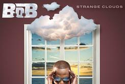 "B.o.B. Reveals Artwork for ""Strange Clouds"""