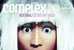 Nicki Minaj Covers Complex