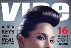 Alicia Keys Covers VIBE
