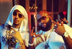 "BTS Photos: Video Shoot For French Montana's ""Pop Dat"" Featuring Drake, Rick Ross & Lil Wayne"