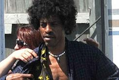 BTS Photos: Andre 3000 On Set Of Upcoming Biopic For Jimi Hendrix