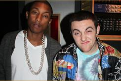 """Mac Miller Reveals """"Pink Slime"""" Is Joint Project With Pharrell"""