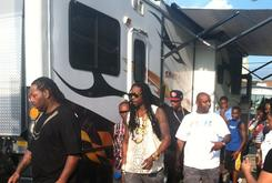 "BTS Photos: Video Shoot For 2 Chainz' ""Birthday Song"""
