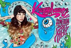 "Cover Art Revealed For Kreayshawn's ""Somethin Bout Kreay"""